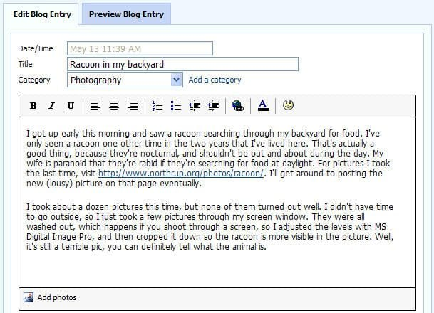 add-blog-entry