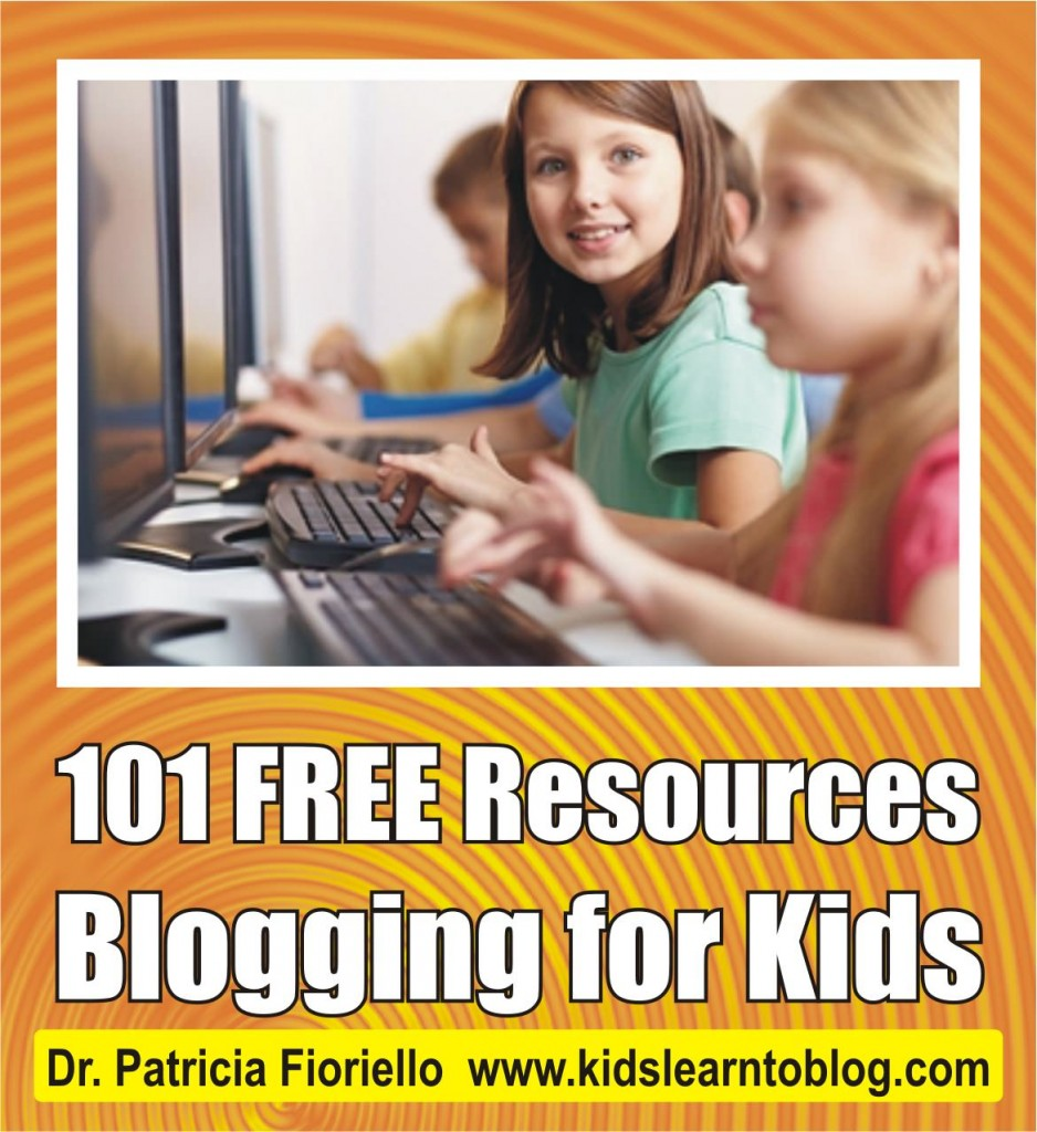 Blogging for Kids Resources